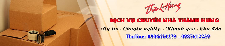 Banner 1 Dịch Vụ Chuyển Nhà Thành Hưng