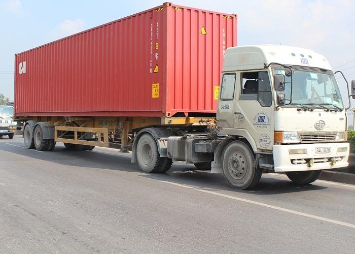 xe container cho thuê