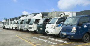 xe tải 8 tấn cho thuê